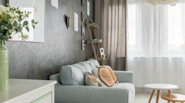 Ιδέες για τη διακόσμηση και ανακαίνιση μικρού σπιτιού