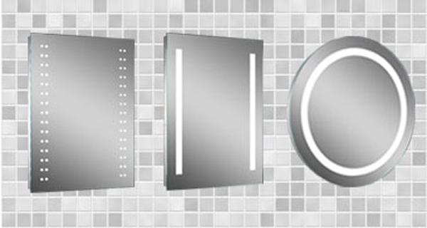 Καθρέπτες και ντουλάπια μπάνιου