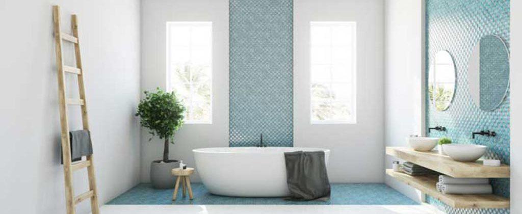 Ανακαίνιση μπάνιου: Διαλέξτε «έξυπνα» πλακάκια που δε λερώνουν
